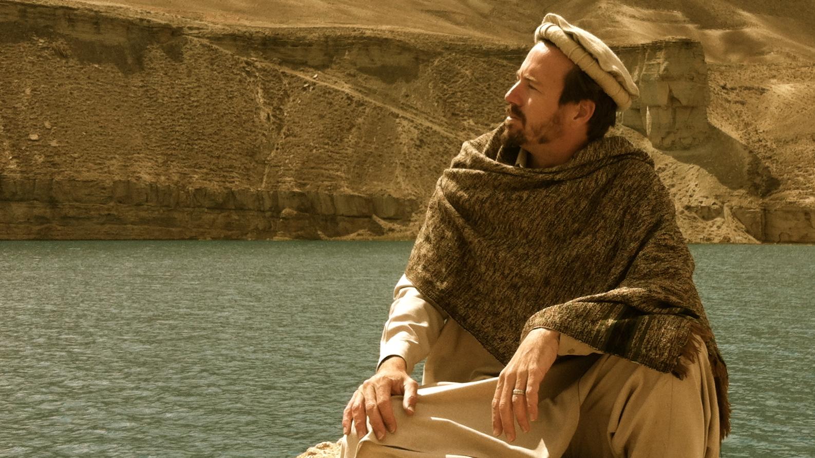 At Band-e-Amir
