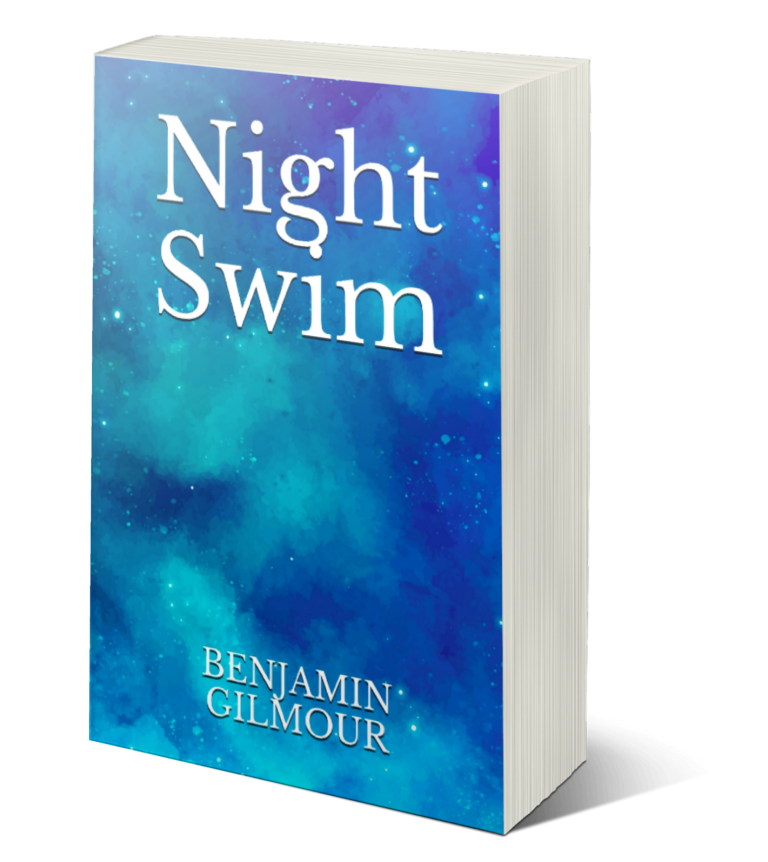 'Night Swim' – First poetry book in 22 years
